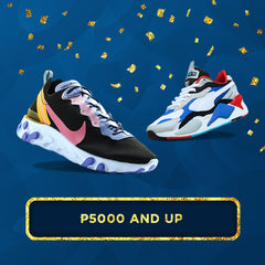 Gifts PHP5000 and up