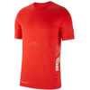 Nike Dri Fit Kyrie Men Habanero Red Lifestyle
