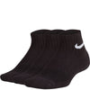 Nike Everyday Cush Anikele 3Pr Kids Black/White Lifestyle