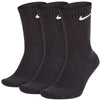 Nike Everyday Cushioned Unisex Black Training