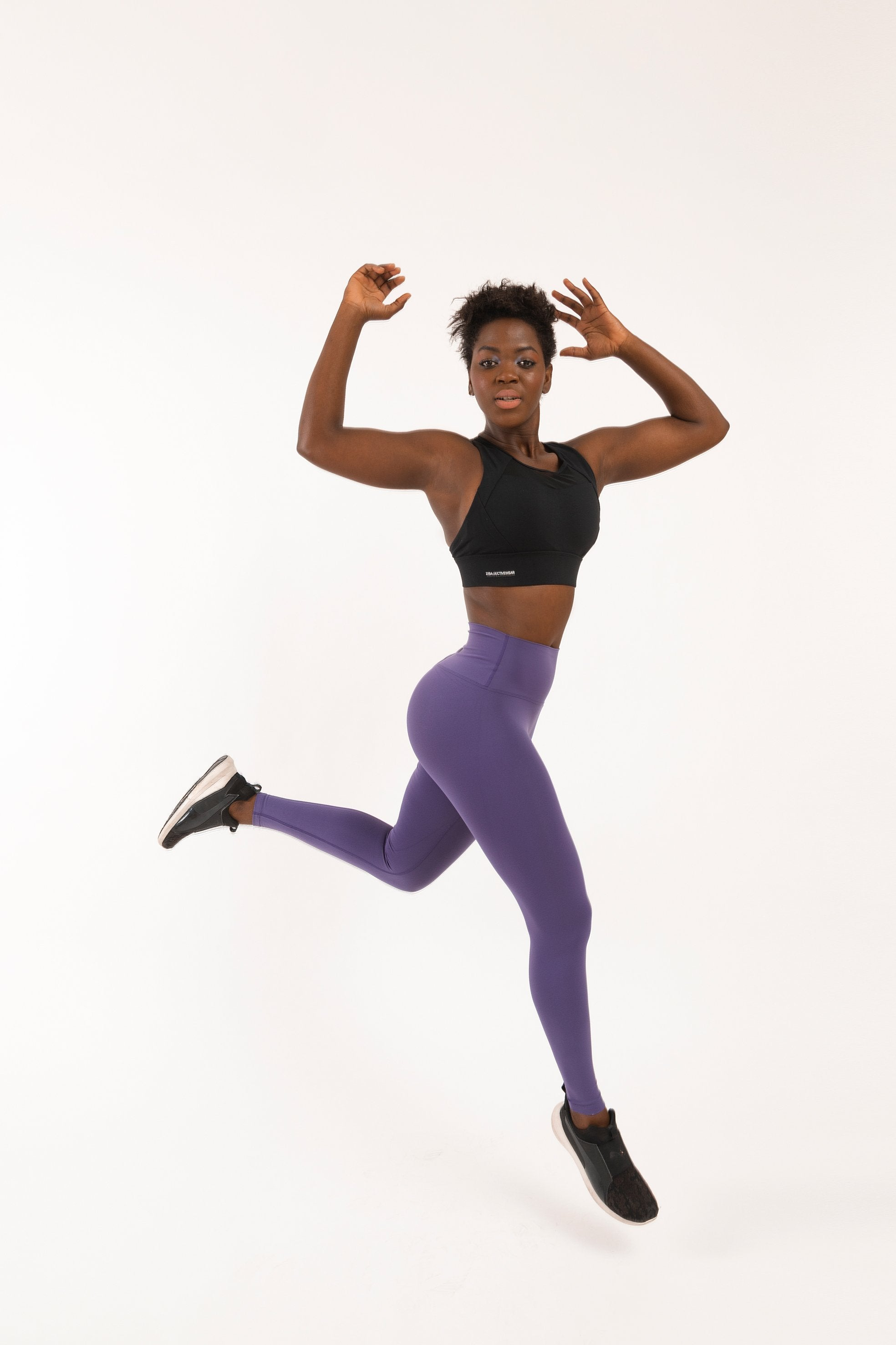 BRAVE BLACK - ZIBA Activewear