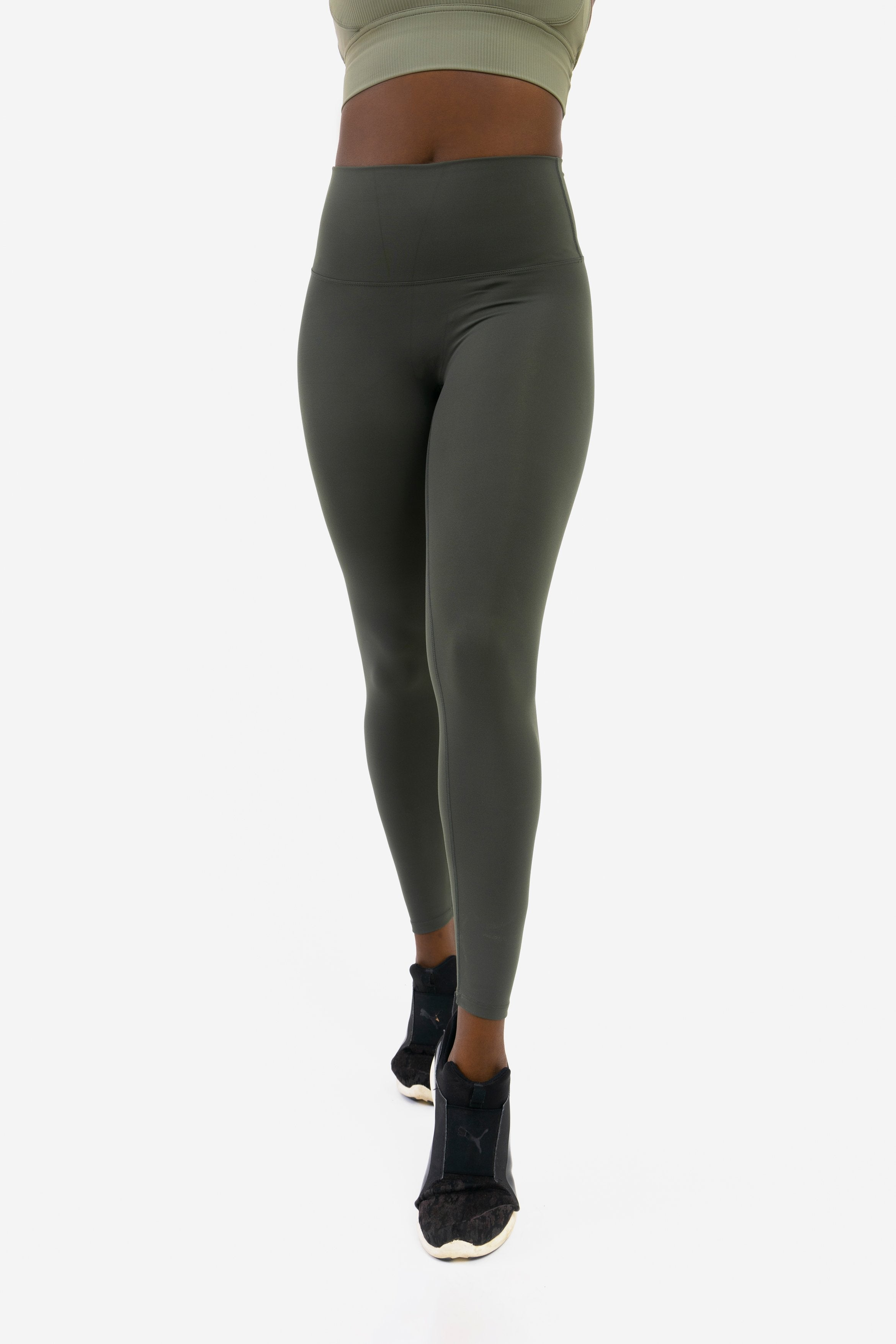 COMFY SOFT DARK GREEN - ZIBA Activewear