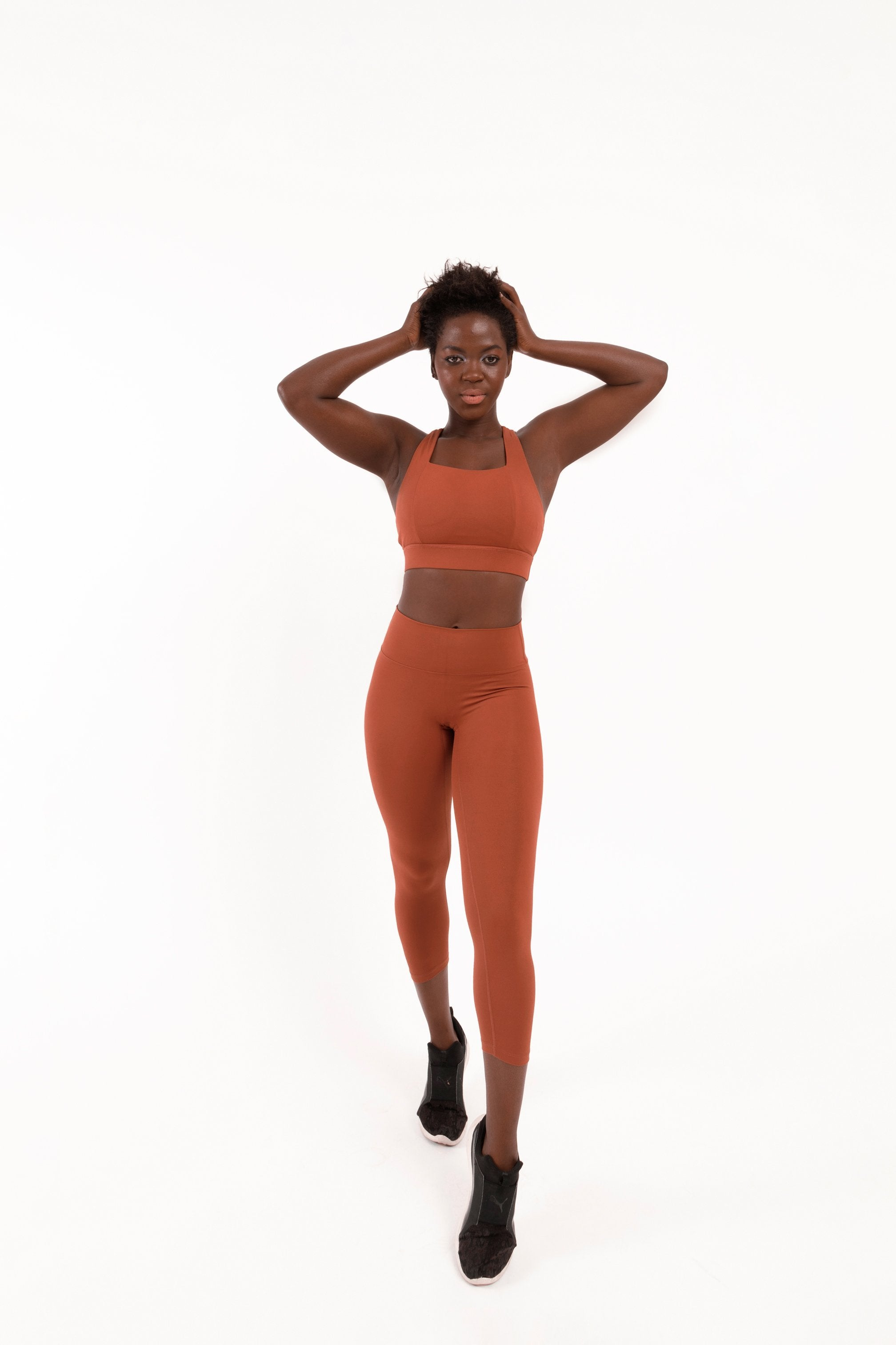 REBEL CARAMEL RED - ZIBA Activewear