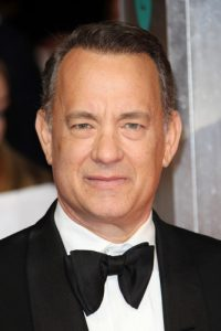 Tom Hanks with coronavirus