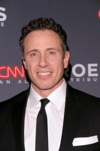 Chris Cuomo with coronavirus