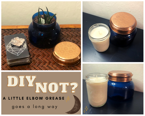 candle project diy leftover wax anthropologie oakland california