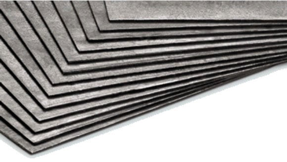 Lead plate radiation shielding