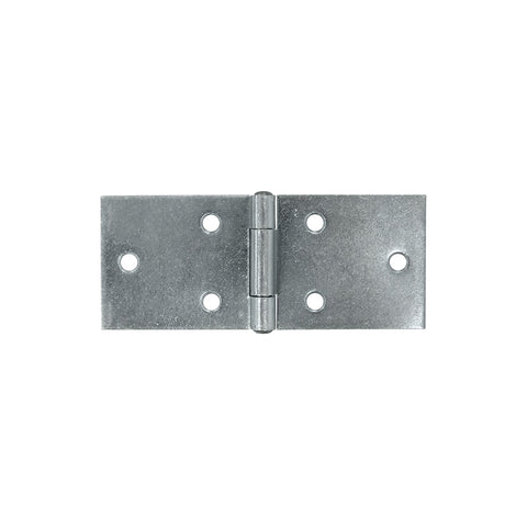 Back Flap Hinge Zinc 63x150mm 2pk