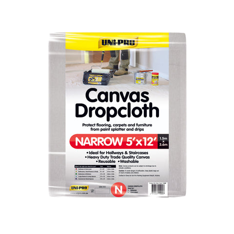 Heavy Duty Canvas Dropcloths