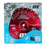 Super Fast Superior Diamond Blade 16""