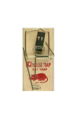 Mouse Trap Wooden