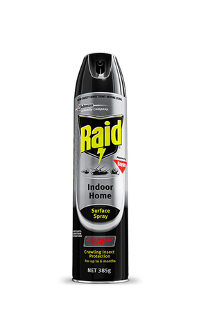 Indoor Insect Killer Surface Spray 385g