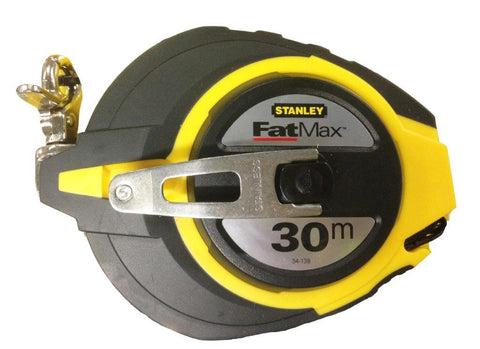 FatMax Steel Tape Measure 30m