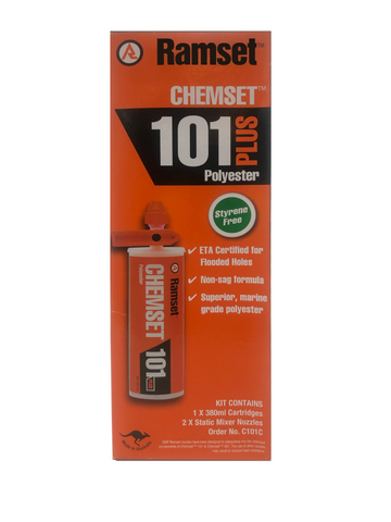Chemset Chemical Anchor