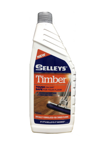 Timber Floor Cleaner 750ml