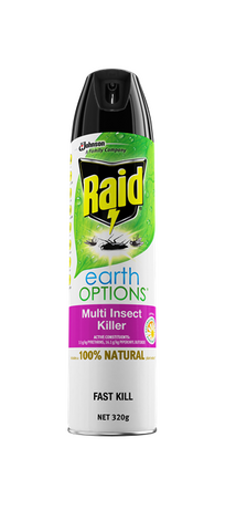 Earth Options Insect Spray