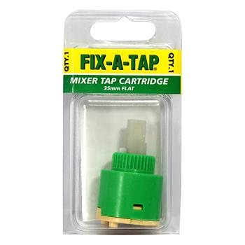 Cartridge Mixer Tap Flat 35mm