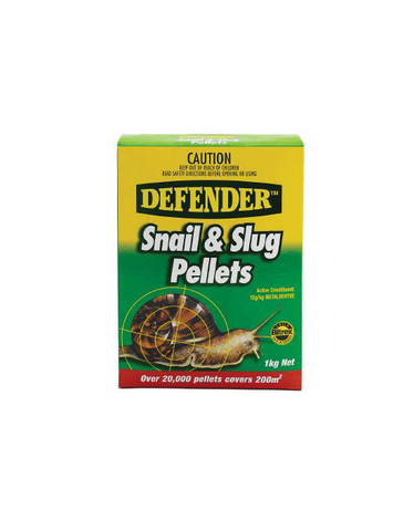 Defender Snail & Slug Pellets 1kg