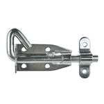 Padbolt 100mm x 10mm Stainless Steel