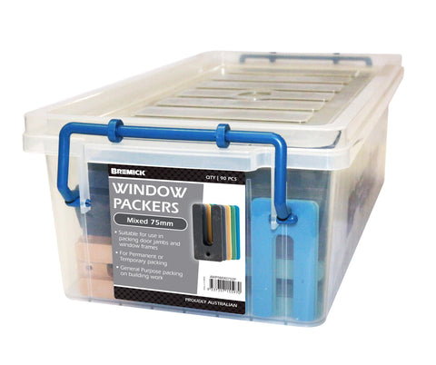 Mixed Window Packers 90pk