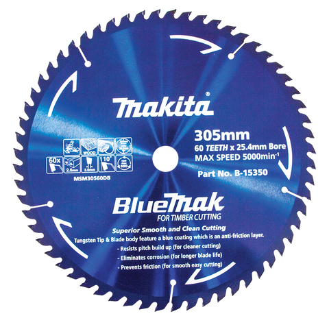 BlueMak Saw Blade 305mm 60T