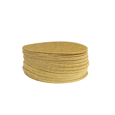 Multi-Purpose Sanding Discs 150mm 50pk