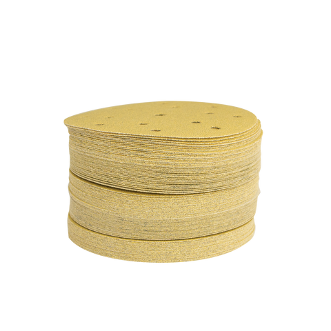 Multi-Purpose Sanding Discs 150mm 100pk
