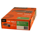 Coil Nails Smooth HDG 32mm Fuel Pack