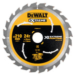 Saw Blade XR Extreme Runtime 210mm