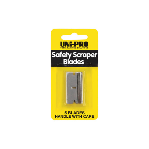 Safety Scraper Replacement Blades 5pk