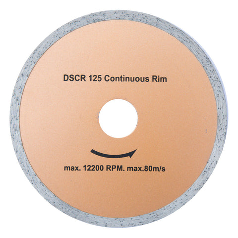 Diamond Saw Continuous Rim