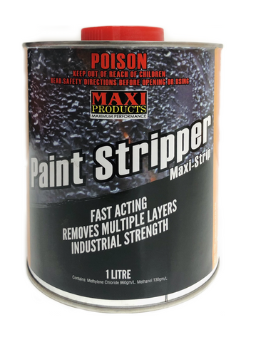 Maxi Paint Stripper 1L