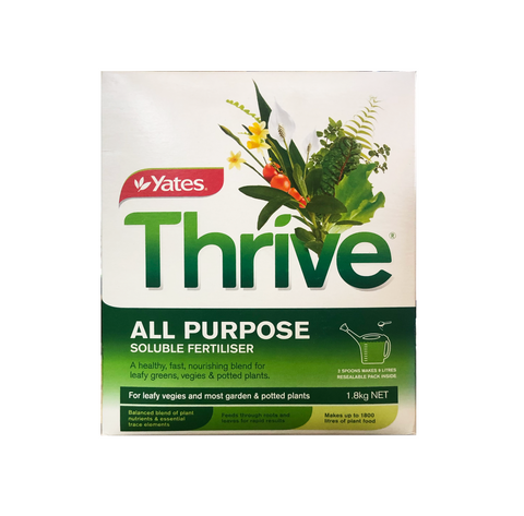 Thrive All Purpose Fertiliser 1.8kg