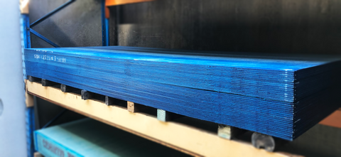 Blue Board 2400mm x 900mm