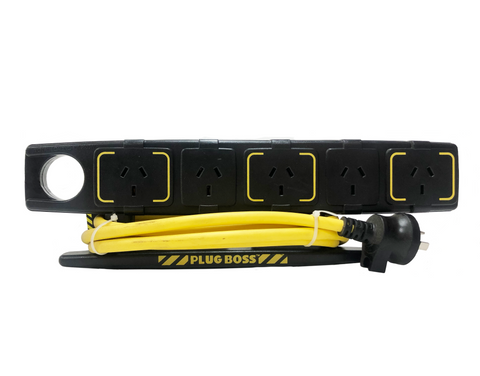 Plug Boss Powerboard 5-Outlet