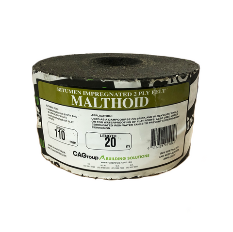 Malthoid 110mm x 20m