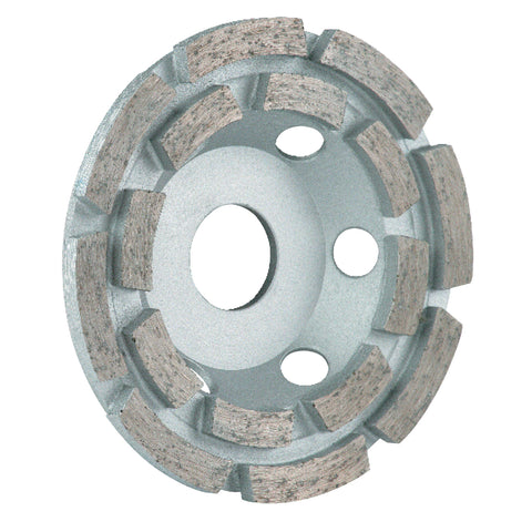Ultimate Double Row Cup Wheel 7""