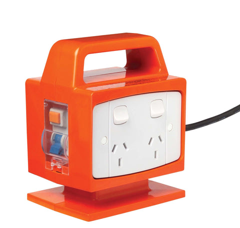 4-Outlet Powerblock