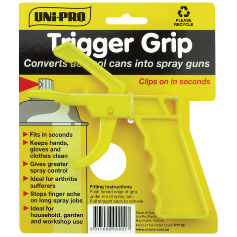 Spray Trigger Grip