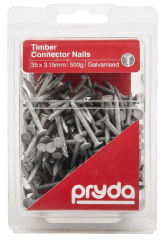 Timber Connector Nails 500g