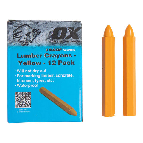 Timber Crayons 12pk