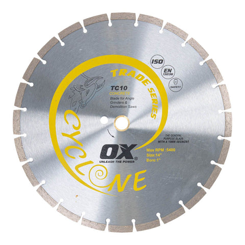 Gen Purpose/Concrete Diamond Blades