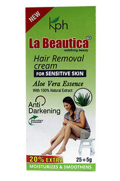 La Beautica- Hair Removal Cream (Aloe Vera)