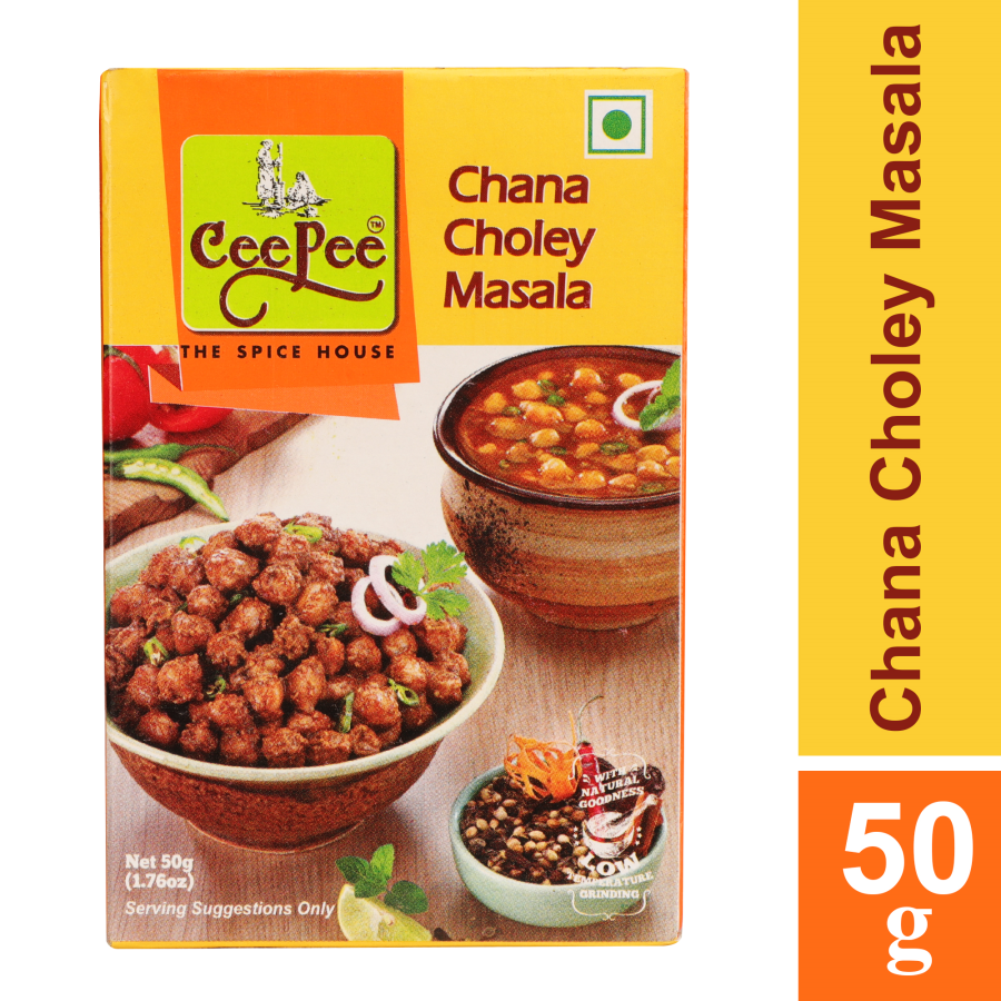 CEEPEE- Chana Choley Masala