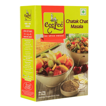 CEEPEE- Chatak Chat Masala (Pack of 4)