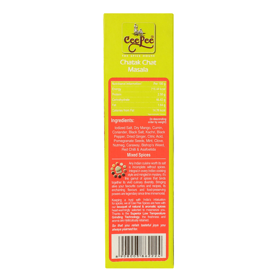 CEEPEE- Chatak Chat Masala (Pack of 12)