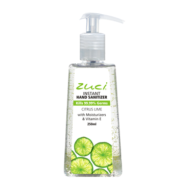 ZUCI- Citrus Lime Hand Sanitizer
