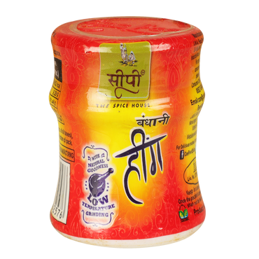 CEEPEE- Bandhani Hing Powder (Pack of 4)