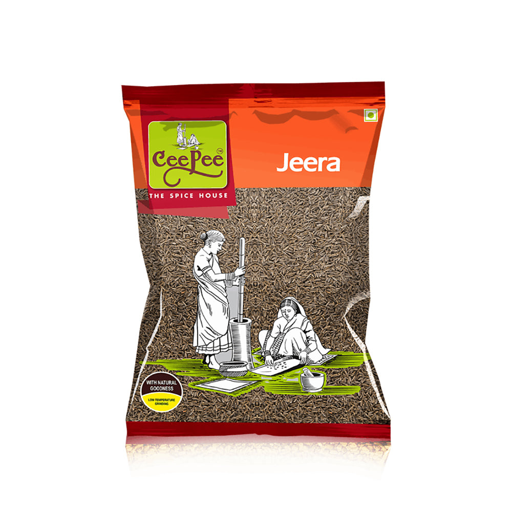 CEEPEE- Whole Jeera (Pack of 8)