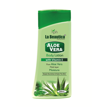 La Beautica- Body Lotion (Aloe Vera)